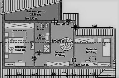 Appartamento SAN MINIATO V037