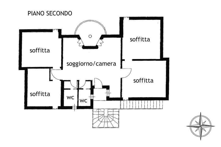 Appartamento in buone condizioni in vendita Rif. 10630510