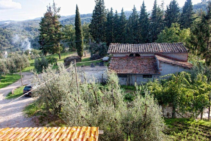 Azienda agricola in vendita a Cavriglia (AR)