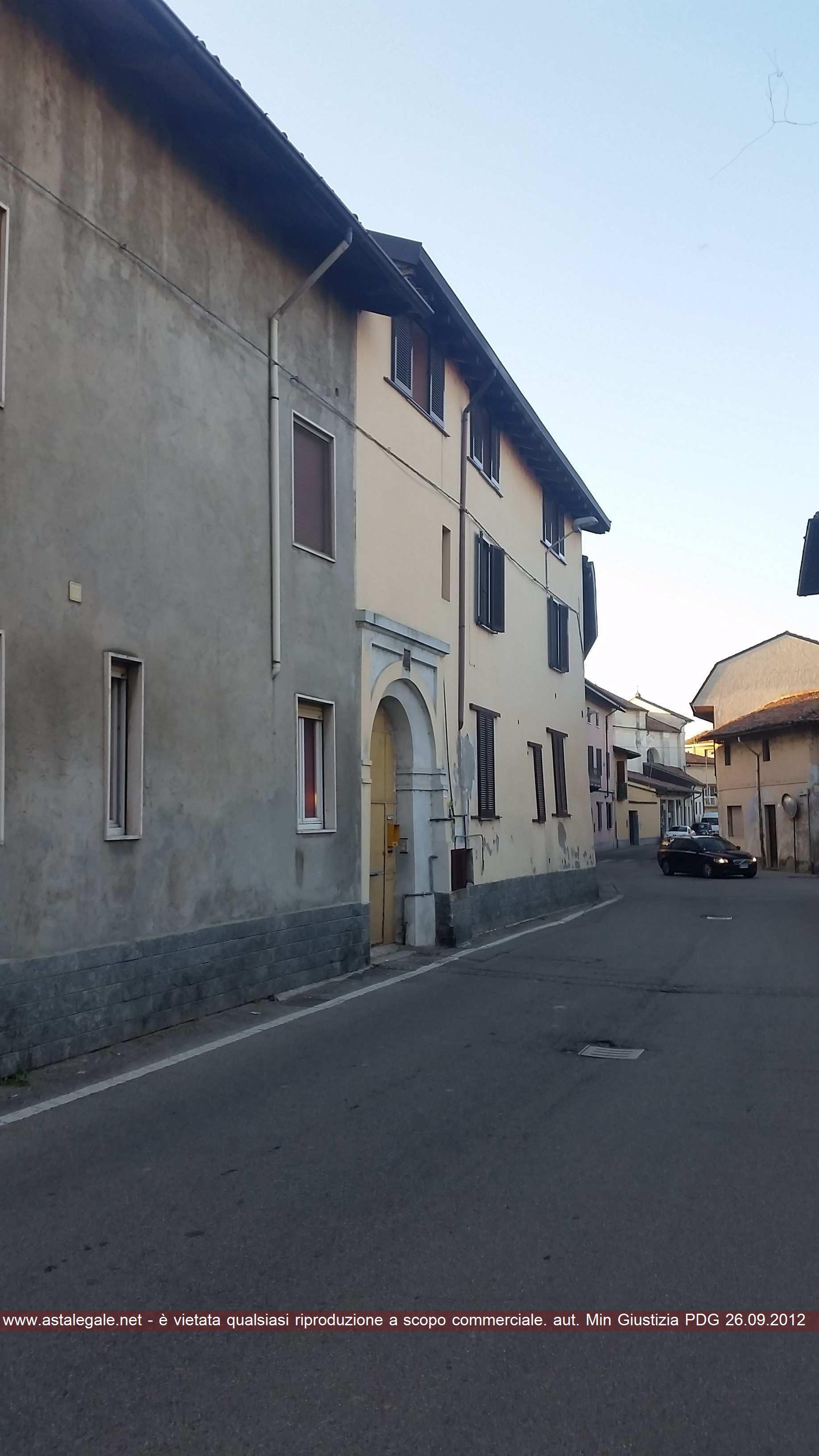 Bilocale Gambolò Via Roma 31 1