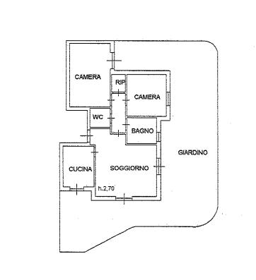 Appartamento in vendita Rif. 9298958