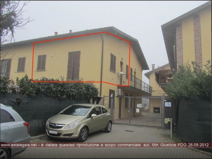 Appartamento in vendita Rif. 10144897