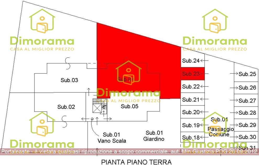 Appartamento in vendita Rif. 10741747