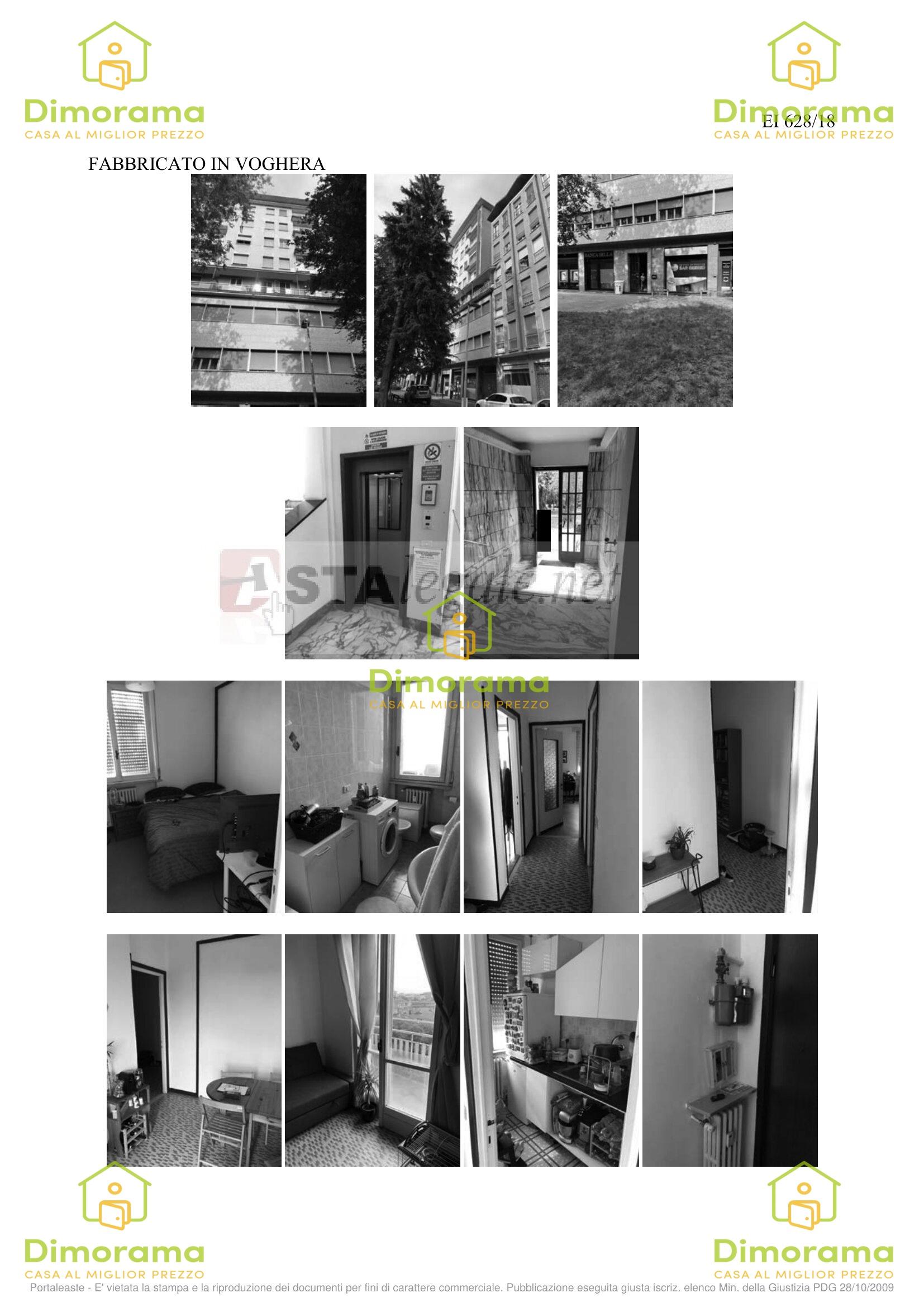Appartamento in vendita a Voghera, 4 locali, prezzo € 52.150   CambioCasa.it