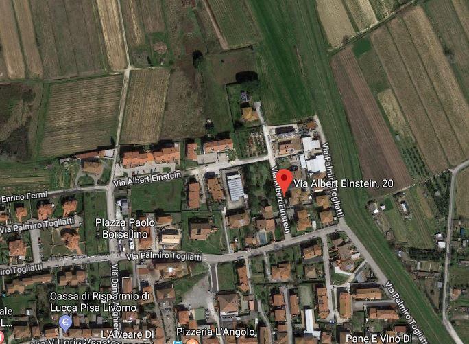 Appartamento quadrilocale in vendita a Crespina (PI)