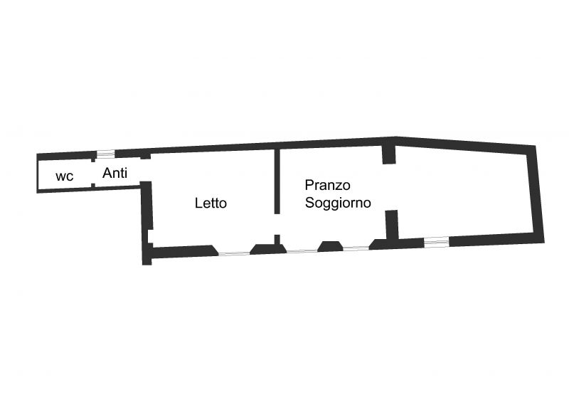 Vendita  bilocale Forli Corso Mazzini 1 992968