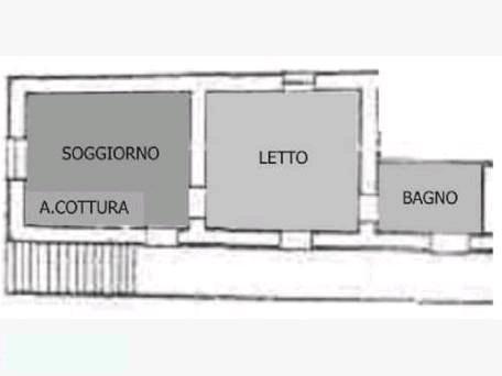 Vendita  bilocale Predappio Via Mazzini 1 992979