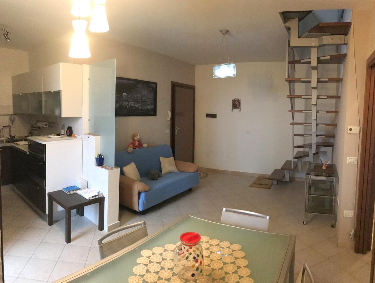 FORLIu0027 (FC)   Vendita Appartamento Villafranca. Appartamento Anni 2000  Posto Al Secondo Piano, Su Due Livelli Pari Al Nuovo. Lu0027immobile Al Secondo  Piano Si.