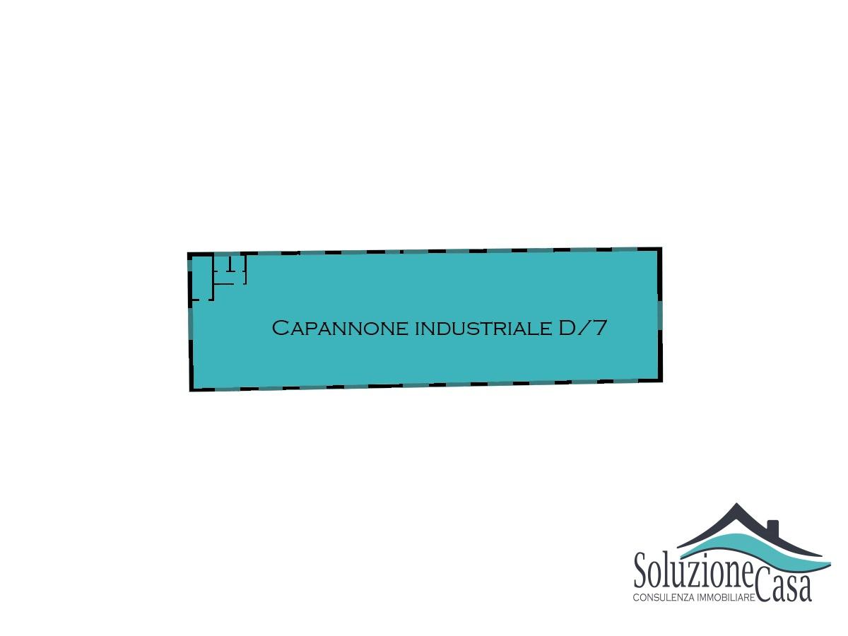 Capannone Industriale FORLI' 1365AP