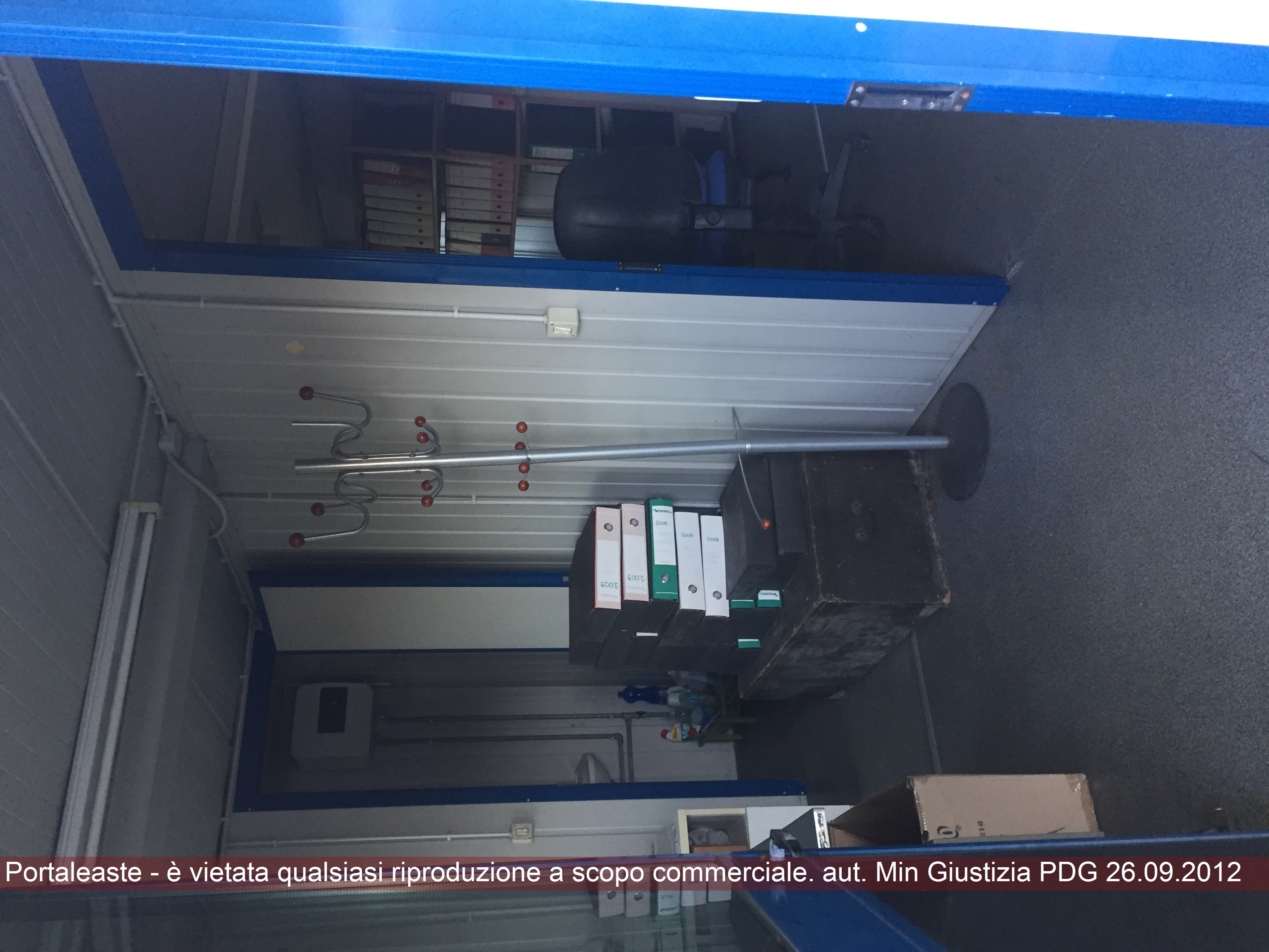 Magazzino - capannone in vendita Rif. 6675778