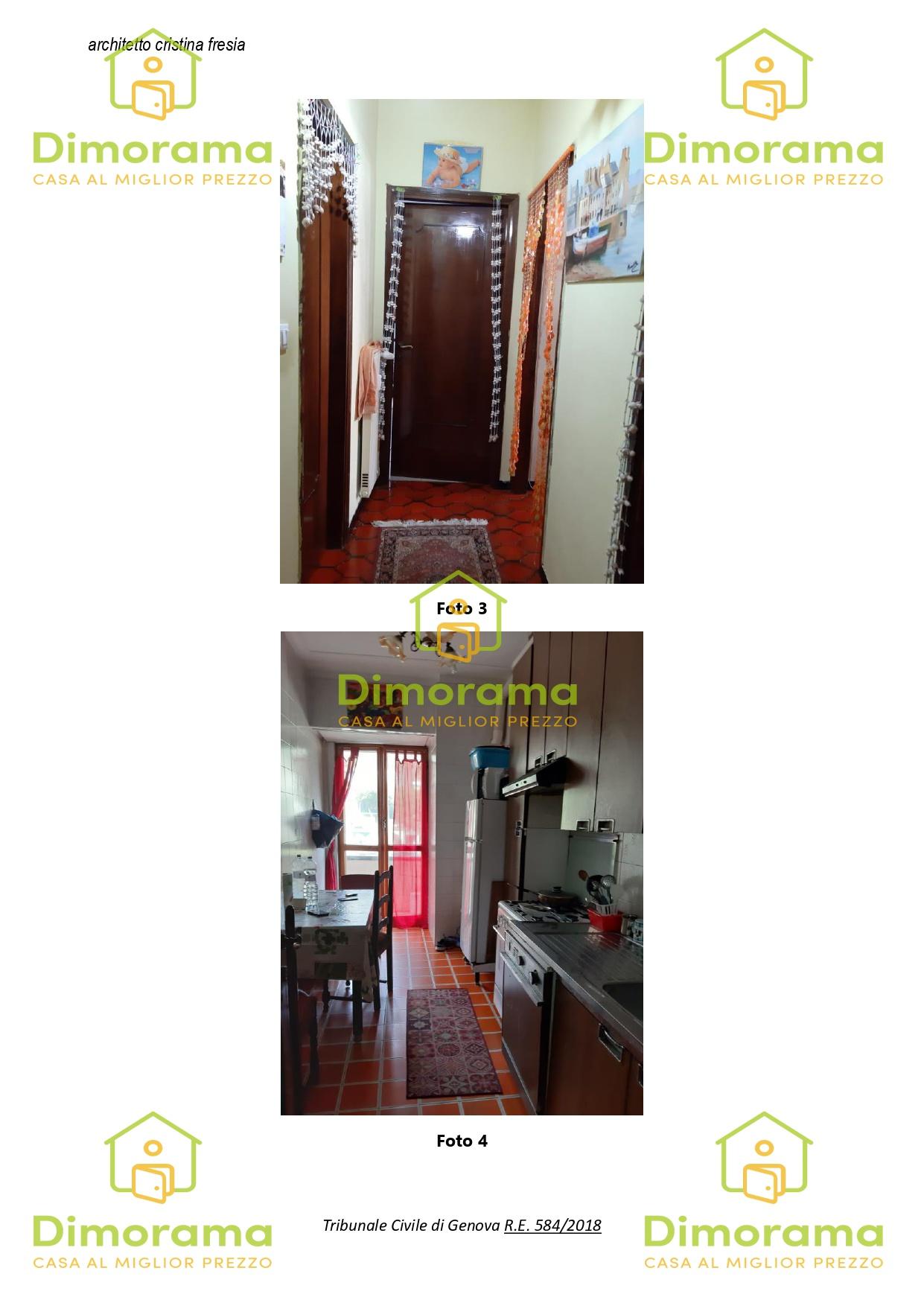 Appartamento quadrilocale in vendita a Rapallo (GE)