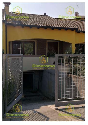 Appartamento quadrilocale in vendita a Orio Litta (LO)