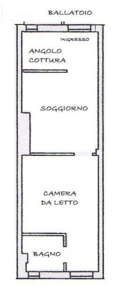 Bilocale Cologno Monzese Via Trento 2