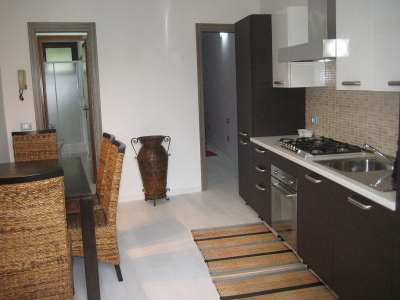 Appartamento in ottime condizioni arredato in affitto Rif. 9701902