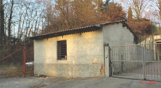 Magazzino - capannone in vendita Rif. 12100498
