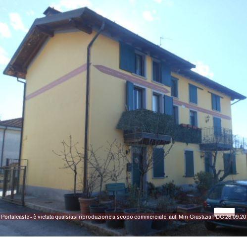 Villino quadrilocale in vendita a Ghisalba (BG)
