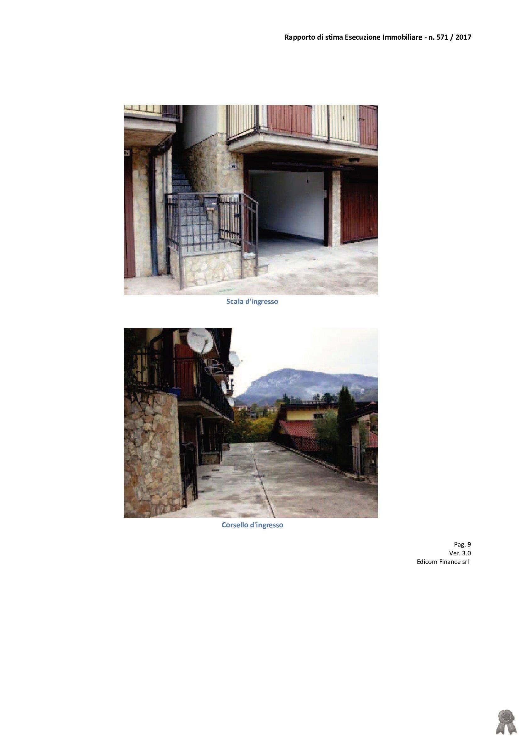 Appartamento in vendita Rif. 9828730