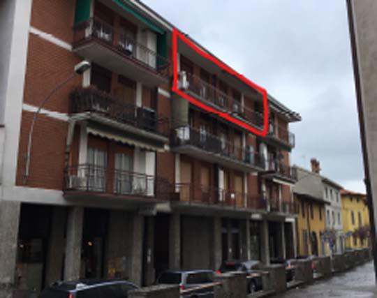 Appartamento trilocale in vendita a Suisio (BG)