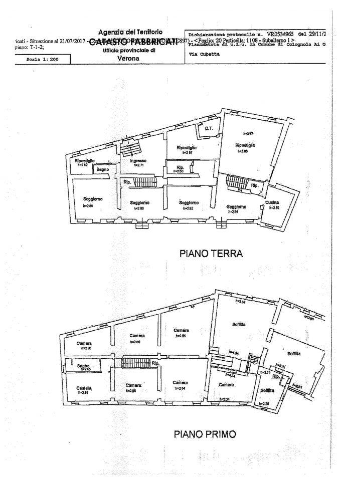 Appartamento in vendita Rif. 8791998