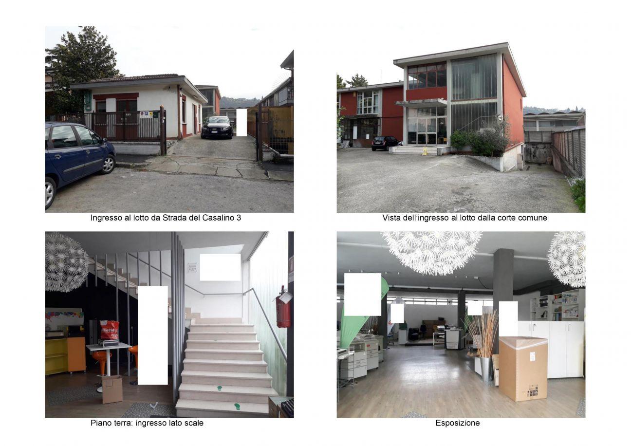 Magazzino - capannone in vendita Rif. 12157231