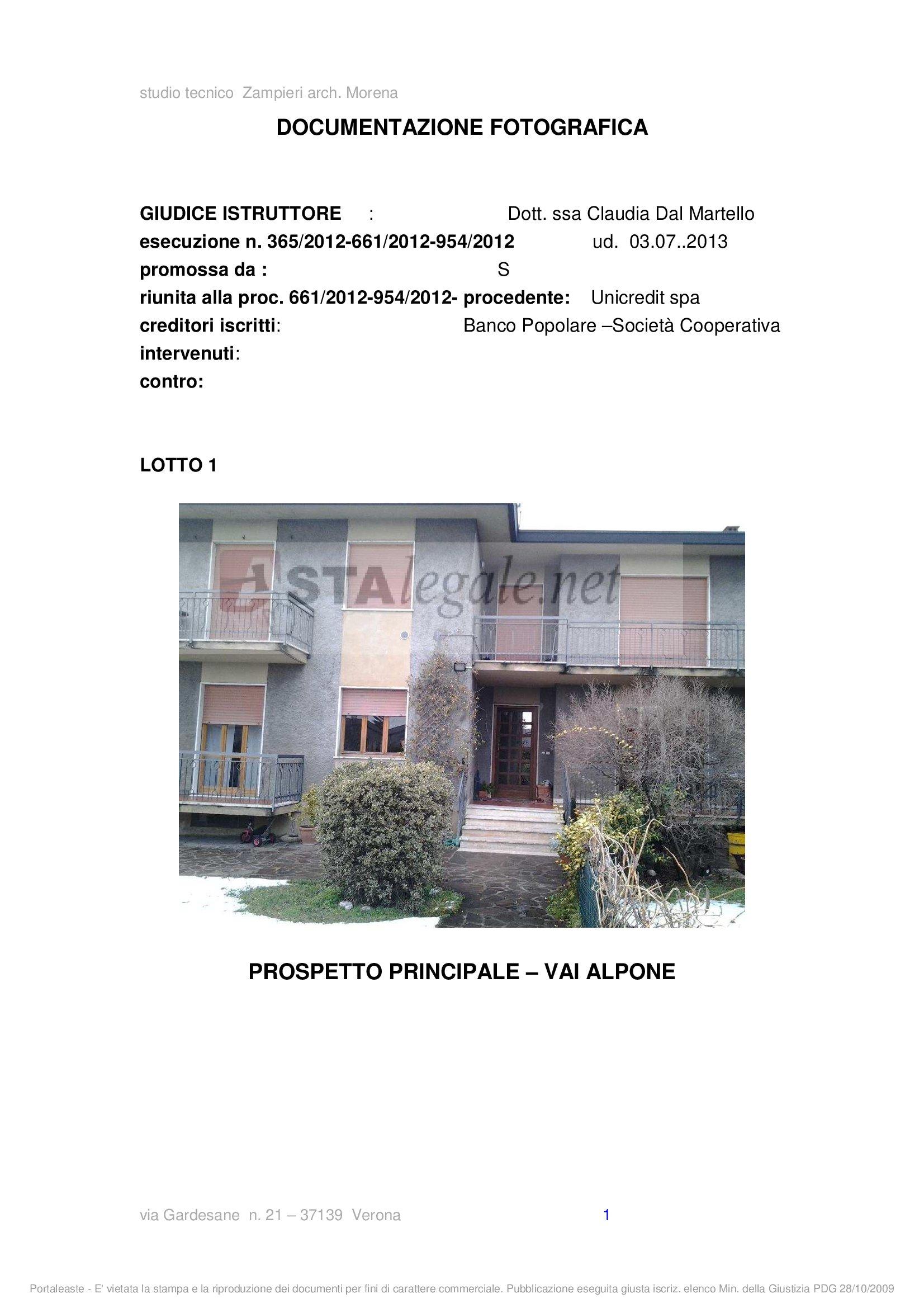 Appartamento in vendita Rif. 9667947