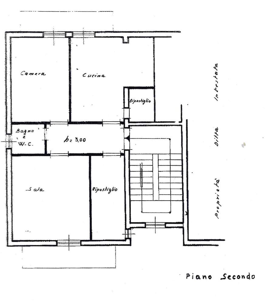 Appartamento in vendita Rif. 9106252