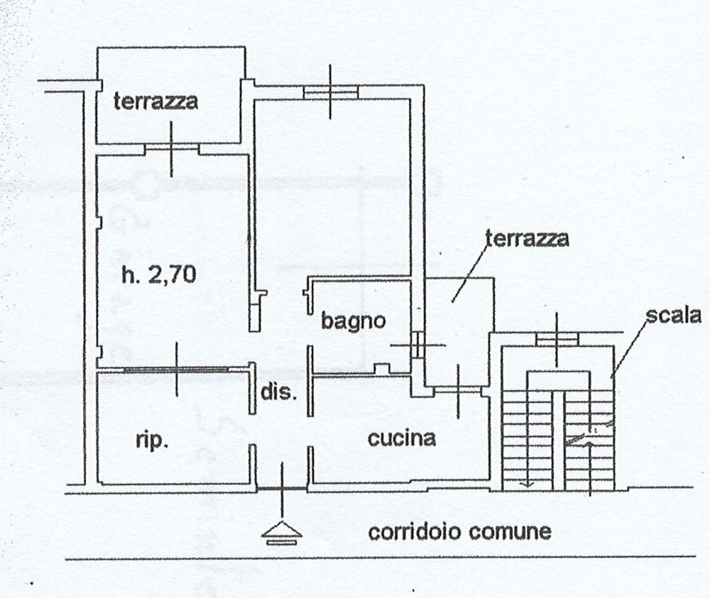 Appartamento in vendita Rif. 9281773
