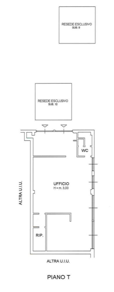 Ufficio SIENA UAX49