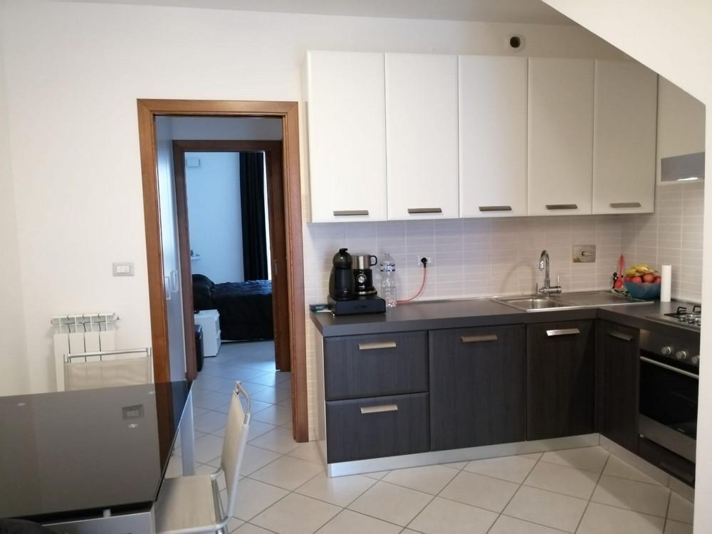 Appartamento bilocale in vendita a Monteriggioni (SI)
