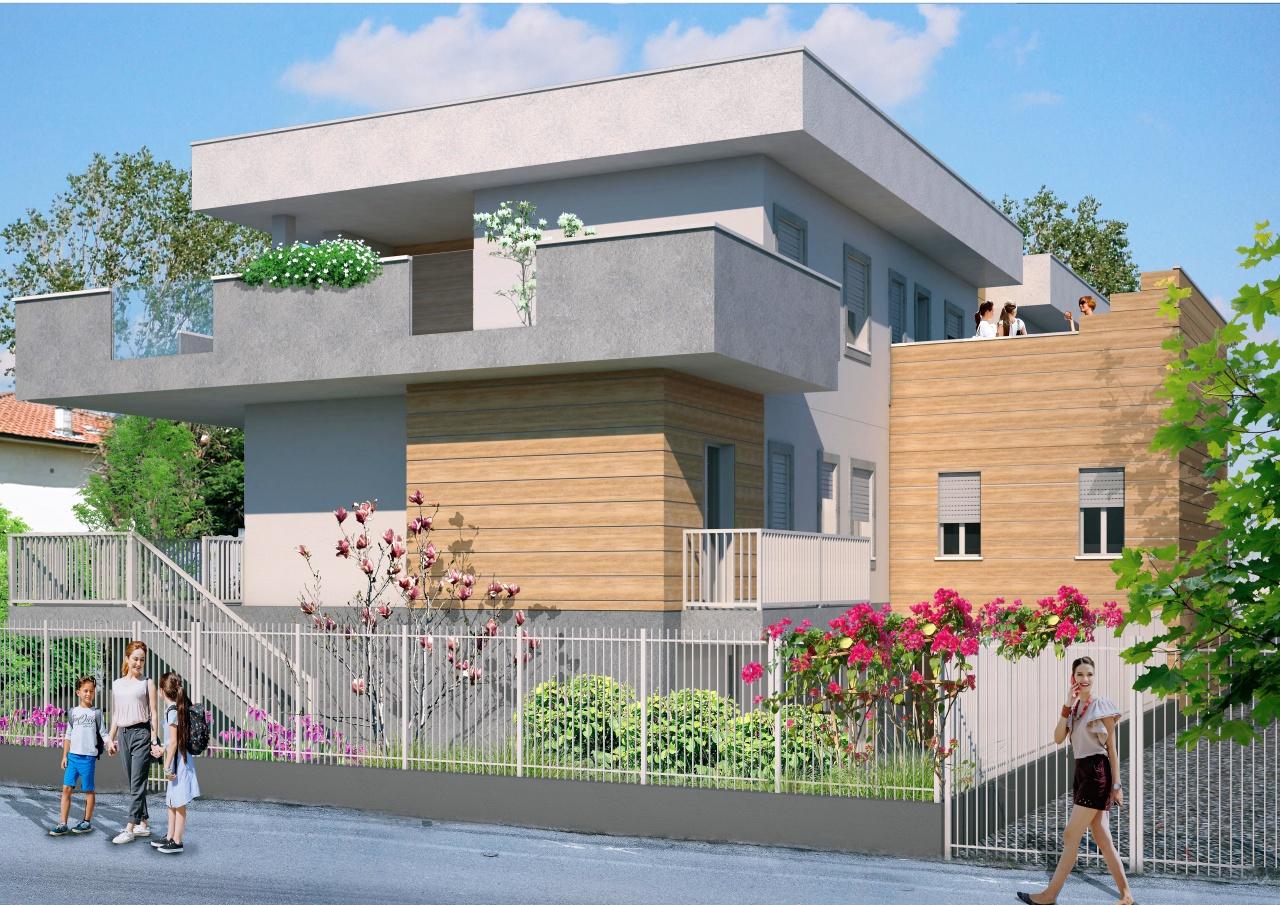 Appartamento in vendita a Gorgonzola, 4 locali, prezzo € 448.000 | CambioCasa.it