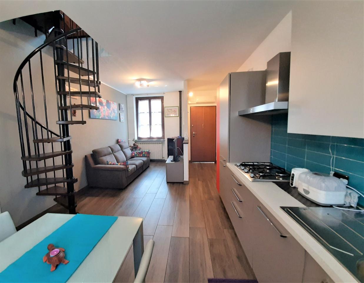 Appartamento in vendita a Gessate, 3 locali, prezzo € 155.000 | CambioCasa.it