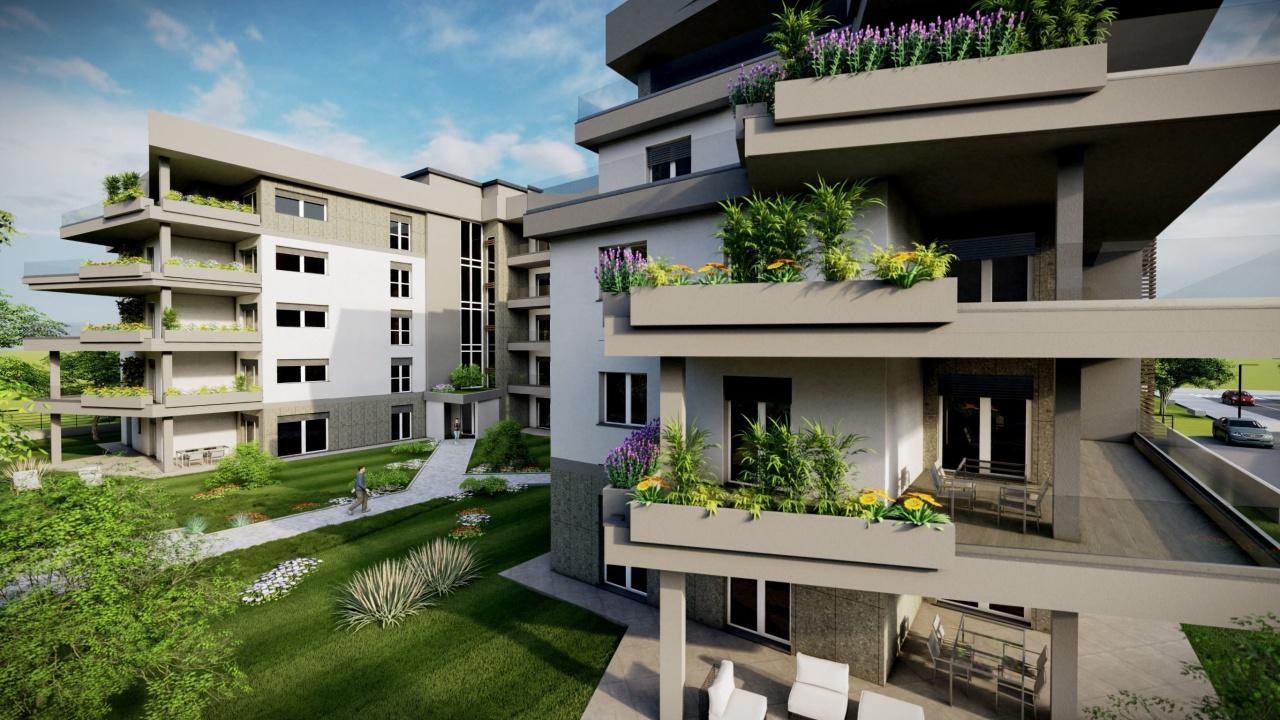 Appartamento in vendita a Gessate, 3 locali, prezzo € 265.000 | CambioCasa.it