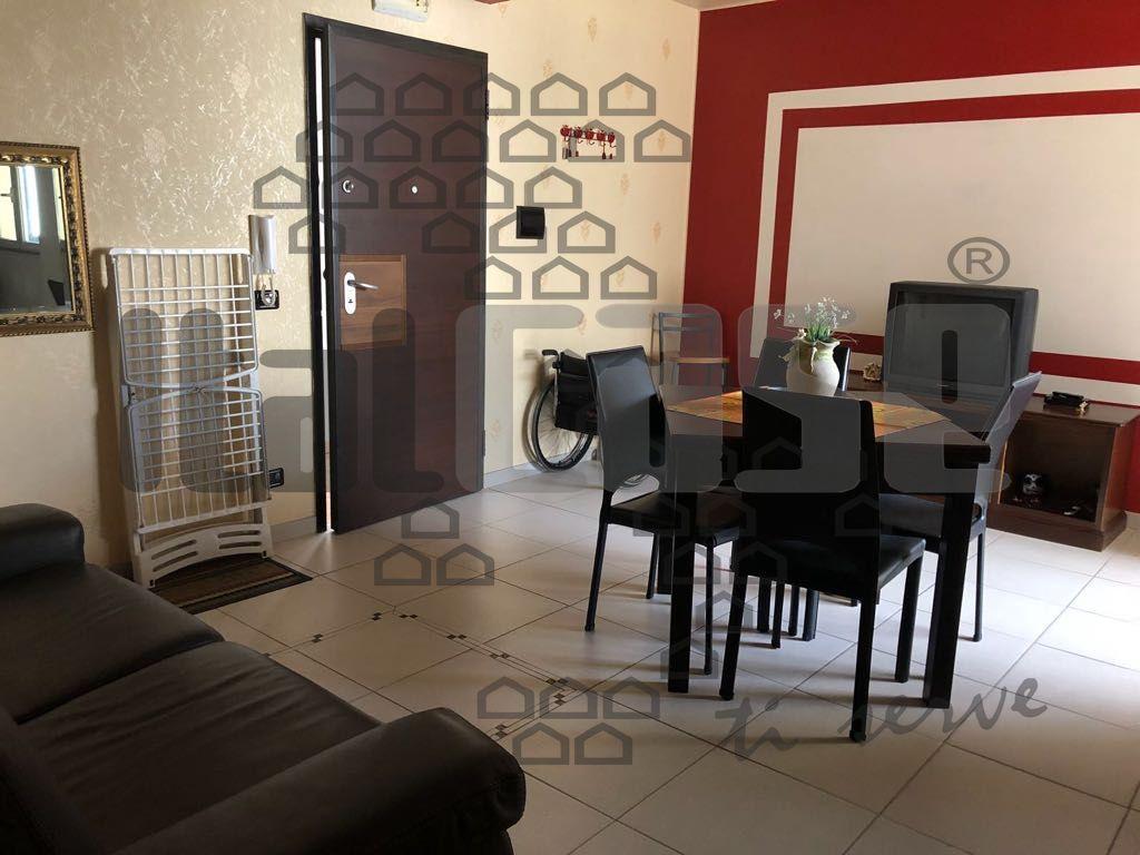 Appartamento trilocale in vendita a Amantea (CS)