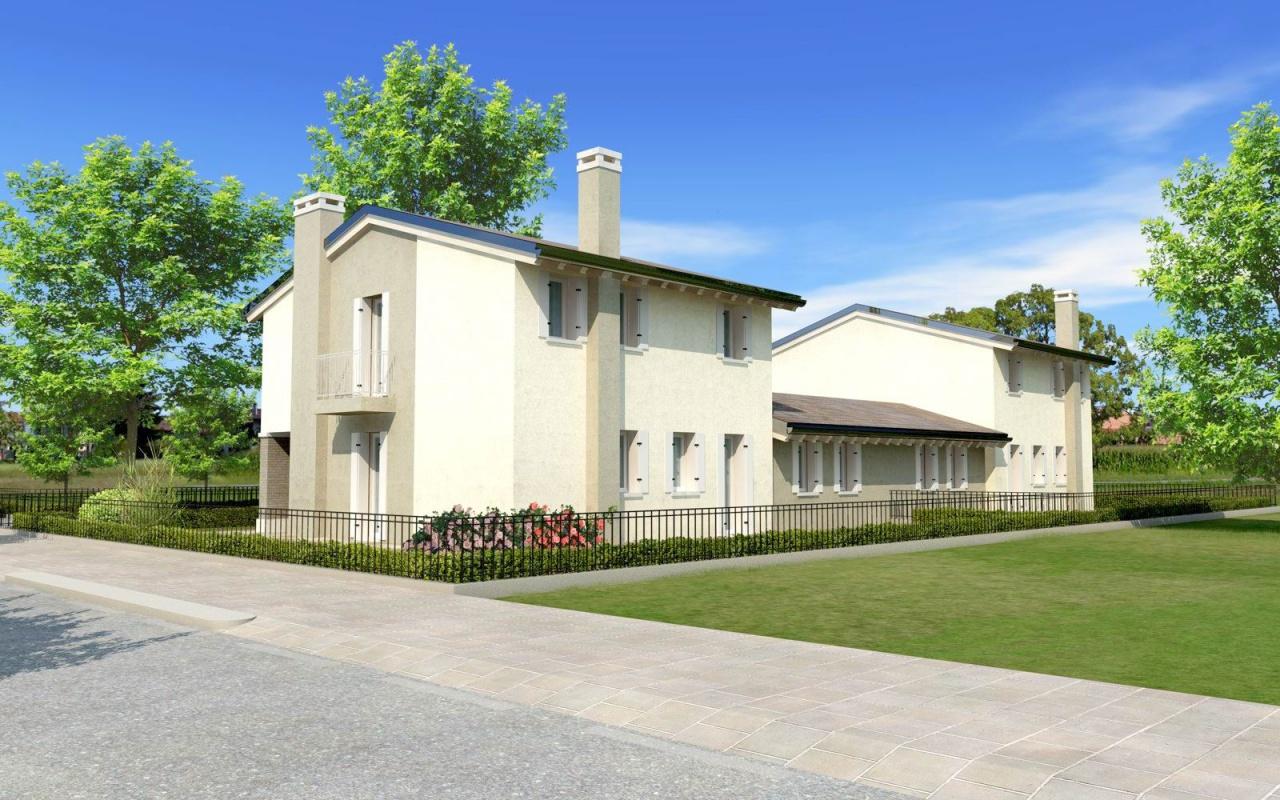 Villa bifamiliare VIDOR BI97
