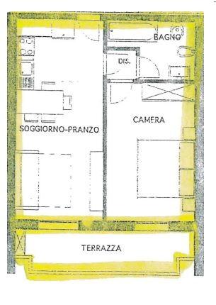 Appartamento in ottime condizioni arredato in vendita Rif. 10862074
