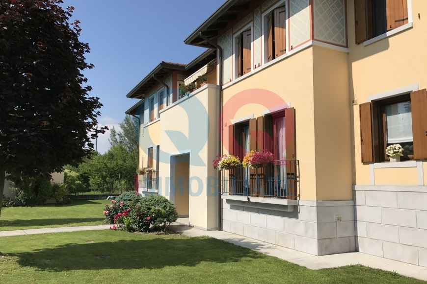Appartamento in vendita a Cordovado, 3 locali, prezzo € 115.000 | CambioCasa.it