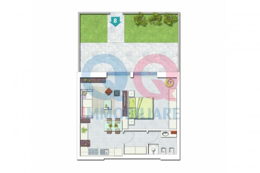 Appartamento in vendita Rif. 9170364