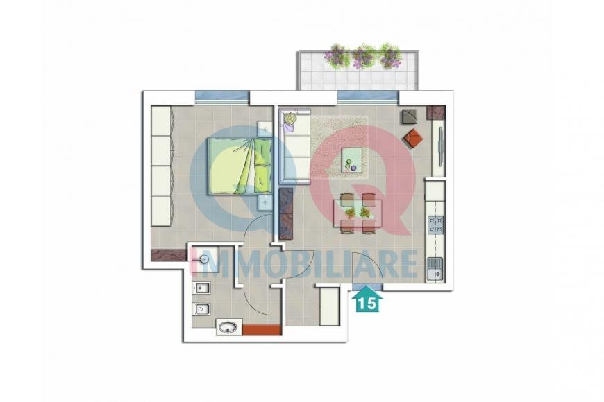 Appartamento in vendita Rif. 5922938