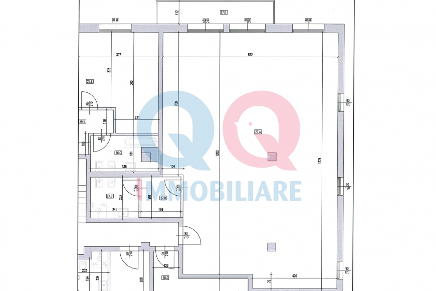 Ufficio PRAMAGGIORE qq-672-0