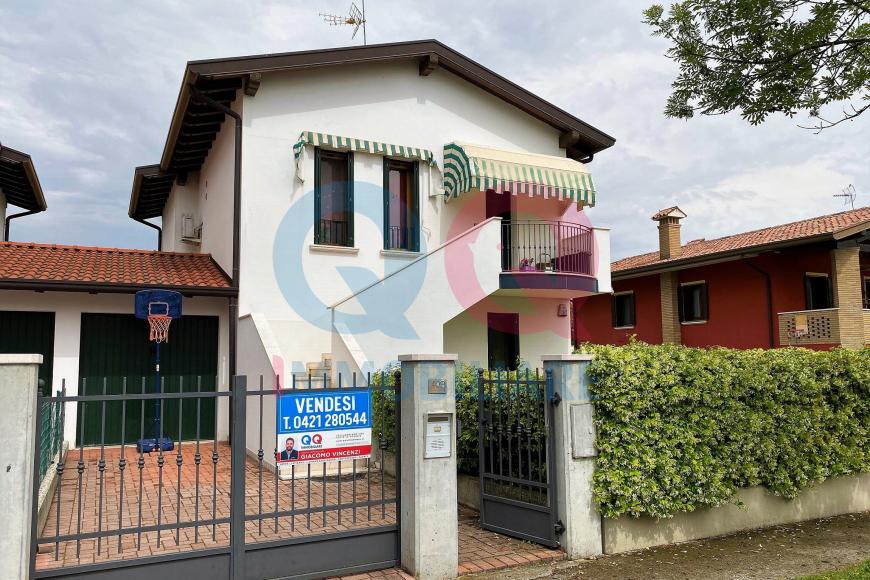 Appartamento in vendita a Pramaggiore, 3 locali, prezzo € 100.000 | CambioCasa.it