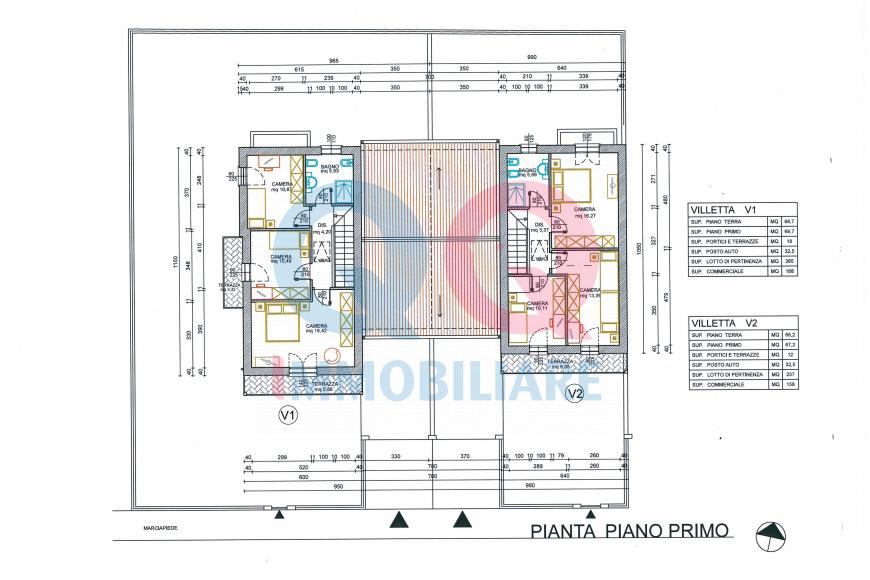 Villa a schiera LATISANA qq-1383-0