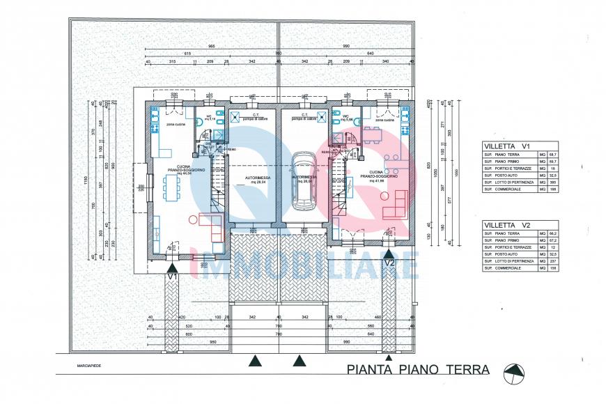 Villa a schiera LATISANA qq-1384-0
