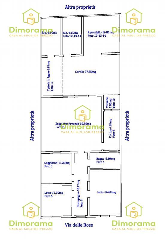 Appartamento, Via delle Rose, 14, Vendita - Oristano (Oristano)