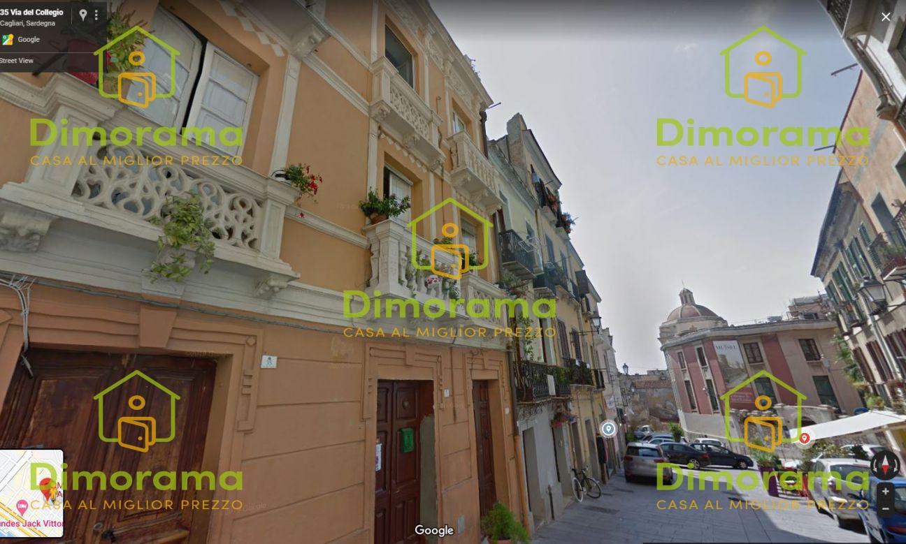 Appartamento, Via del Collegio n.31, Vendita - Cagliari (Cagliari)