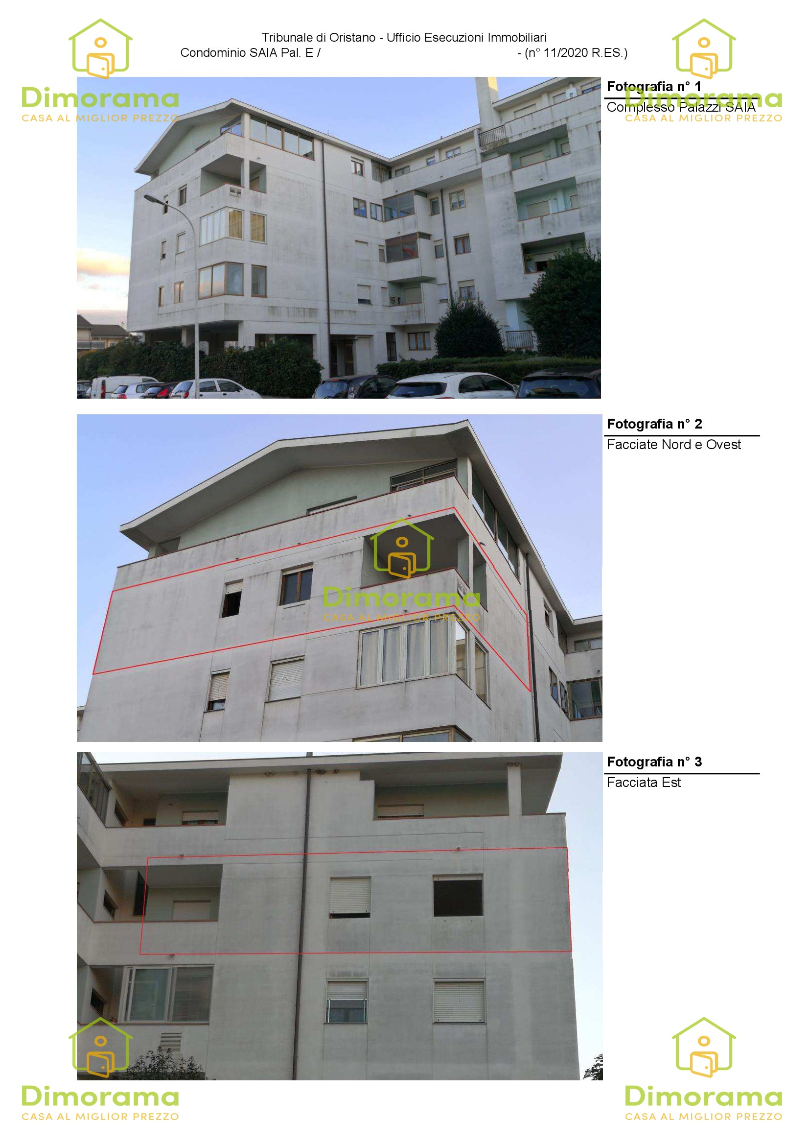Appartamento MACOMER NU1350905