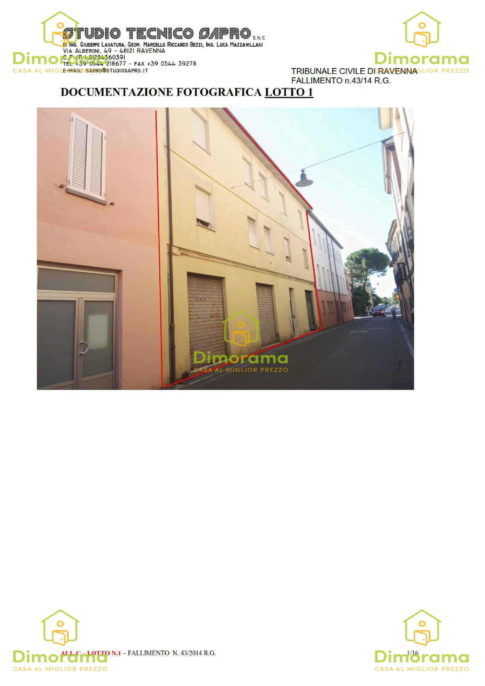 Appartamento MASSA LOMBARDA RA1186346