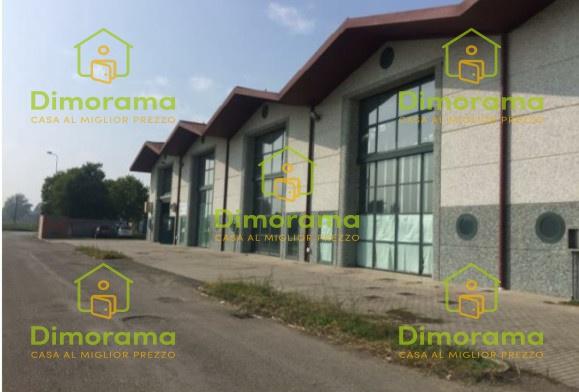 Magazzino - capannone in vendita Rif. 10564675
