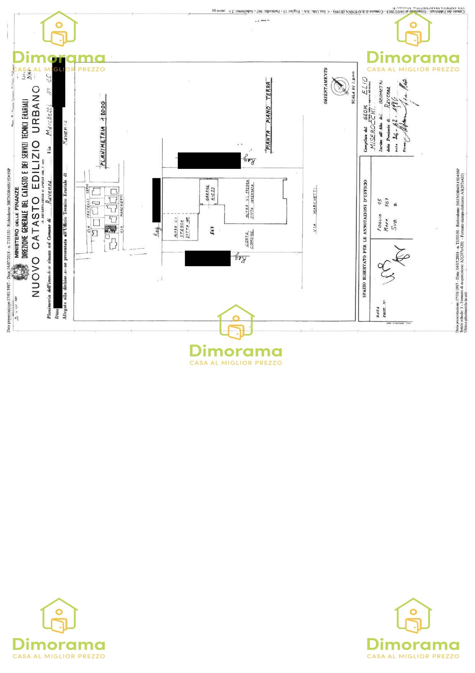 Appartamento RAVENNA RA1260213