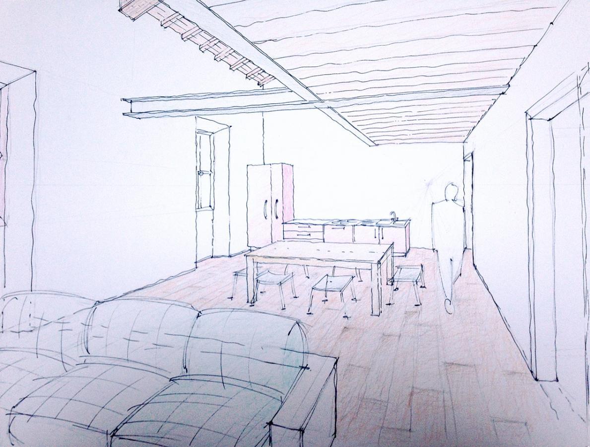 Appartamento in discrete condizioni in vendita Rif. 5434693