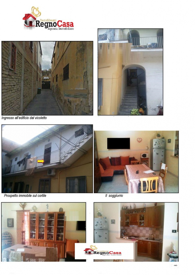 Appartamento da ristrutturare in vendita Rif. 9082551